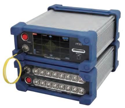 長野計器 PF20 FBGデータロガー