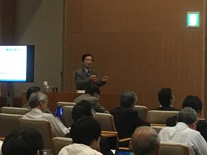 長岡技術科学大学 丸山名誉教授